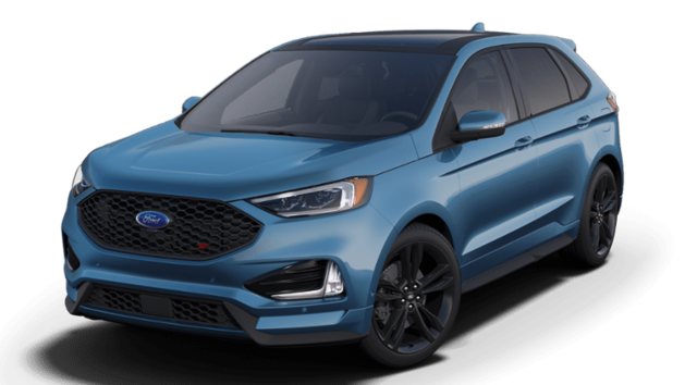 New 2019 Ford Edge ST SUV in Manteca